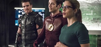 Flash y Arrow afrontan su 'recta final'