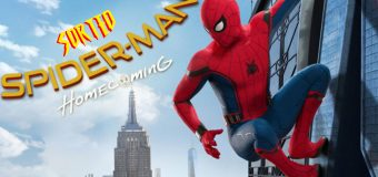 SORTEO Blu-Ray 'Spider-Man: Homecoming'