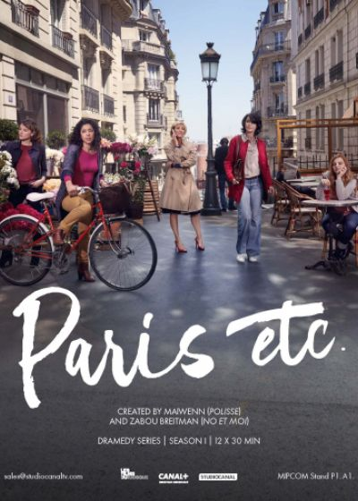Paris etc poster
