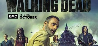 Tráiler de la novena temporada de 'The walking dead'
