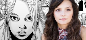 'The walking dead': Cassady McClincy dará vida a Lydia, la hija de Alpha