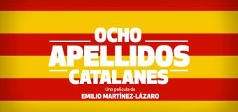 'Ocho apellidos catalanes' arrasa en España y 'Sinsajo – Parte 2' decepciona en EEUU