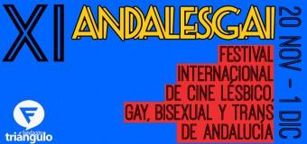 Vuelve ANDALESGAI, el festival de cine LGBT más importante de Andalucía