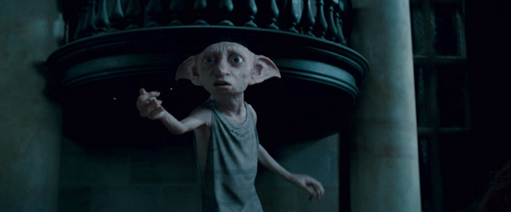 We all remember you, Dobby.