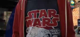 VÍDEO: ¿Cómo se vivió el estreno de 'Star Wars' en Sevilla?