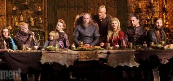 Nuevo avance de la cuarta temporada de 'Vikings'