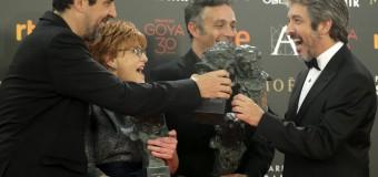 Triunfo de 'Truman' en los Premios Goya 2016