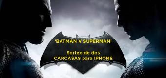 CONCURSO 2º ANIVERSARIO 35MM: 'Batman v Superman'