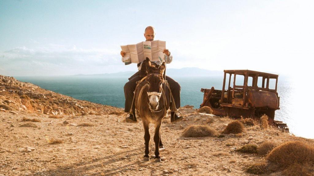 Todos sabemos que el transporte oficial del sur es el burro.