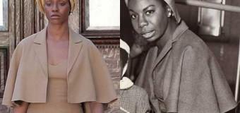 "Zoe Saldana es Nina Simone en el biopic de ""La sacerdotisa del soul"""