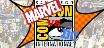 Comic Con 2016: DC contra Marvel