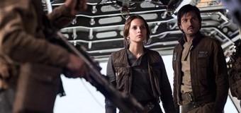 'Making of' y primer póster de 'Rogue One: Una historia de Star Wars'