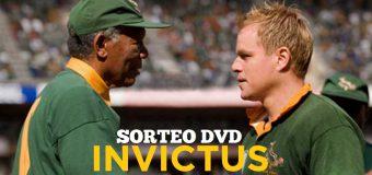 Concurso: DVD 'Invictus'