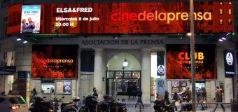 El Cine de la Prensa se lanza a una nueva temporada de estrenos en VOSE