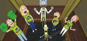 Nuevo tráiler y fecha de estreno de 'Rick y Morty'