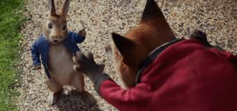 Nuevo tráiler de 'Peter Rabbit'