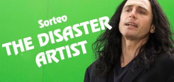 Sorteo 'The disaster artist'