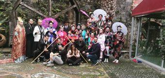 Crónica de una experiencia anunciada: geishas y samuráis en Film Experience Express