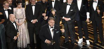 Del Toro y su 'Forma del agua' triunfan en unos Oscars con pocas sorpresas