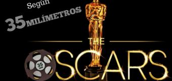 Quiniela de 35 Milímetros para los Oscars 2018