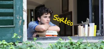 SORTEO – 1 BLU-RAY de 'Call me by your name'