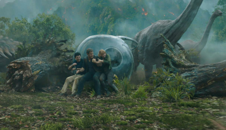 El nuevo film marvelita Ant-Man y la Avispa logra el liderato con buenas cifras mientras Los Increíbles 2 rompe récords y Jurassic World: El Reino Caído aguanta. La Primera Purga debuta en cuarta posición