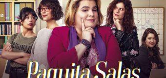 4 razones para ver la segunda temporada de Paquita Salas