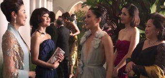 Taquilla EEUU: 'Crazy Rich Asians' destrona a 'Megalodón'