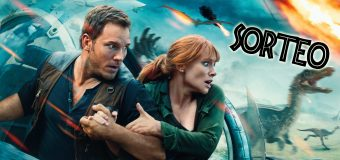 SORTEO – 1 Blu-Ray de 'Jurassic World: El reino caído'