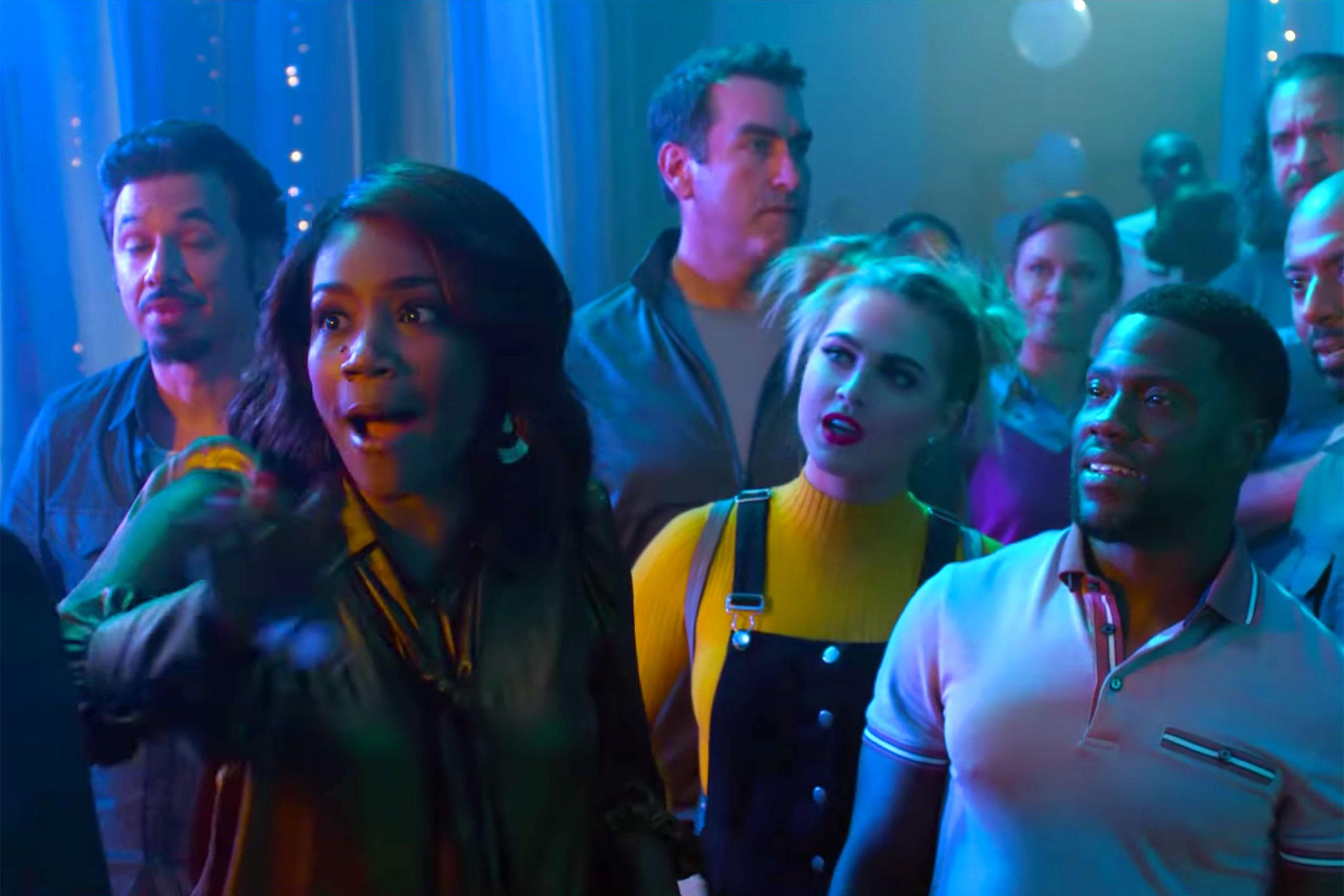 La nueva comedia protagonizada por Kevin Hart, Escuela para Fracasados, debuta en primer puesto mientras Smallfoot logra un decente estreno en segunda posición. Hell Fest no entra en el TOP 5.