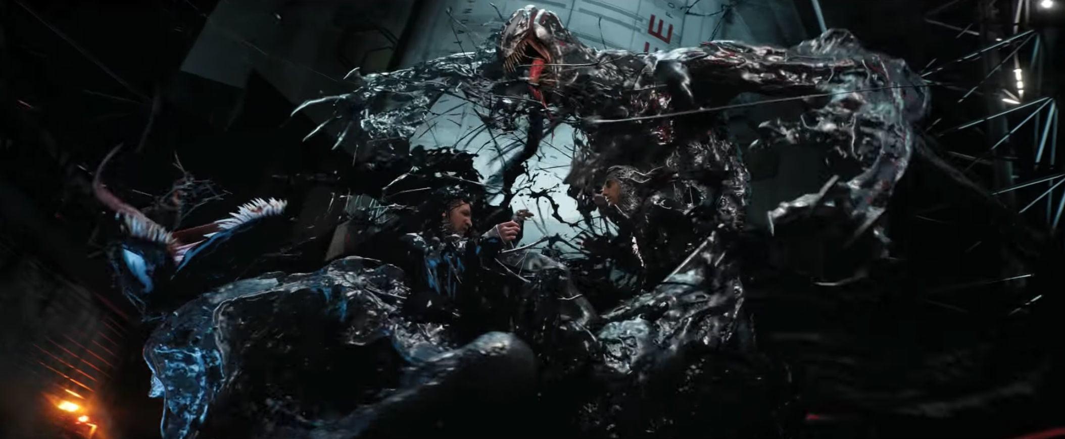 Venom sigue el frente de la taquilla mientras que Ha Nacido una Estrella se mantiene muy bien en segunda posición. First Man y Malos Tiempos en El Royale decepcionan y Pesadillas 2 logra un aceptable estreno