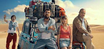 4 Latas, la nueva película de Gerardo Olivares, llegará a los cines el 1 de marzo